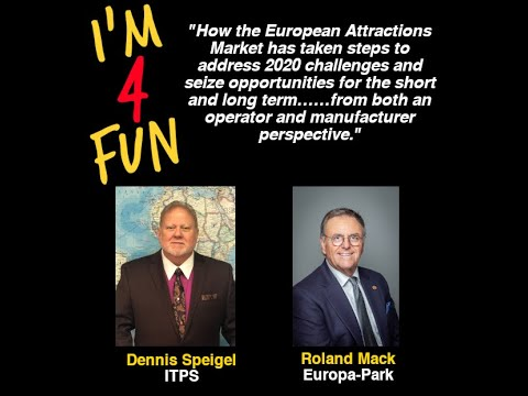 I'M4FUN...with Dennis Speigel: Episode 6 - Roland Mack