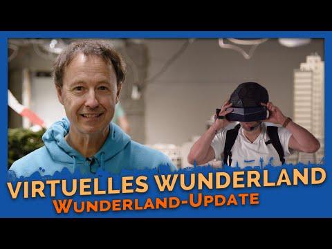MEGA Virtual Reality Experience - Wunderland-Update #14