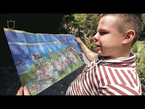 Europa-Park: Verborgen plekken in Europa-Park