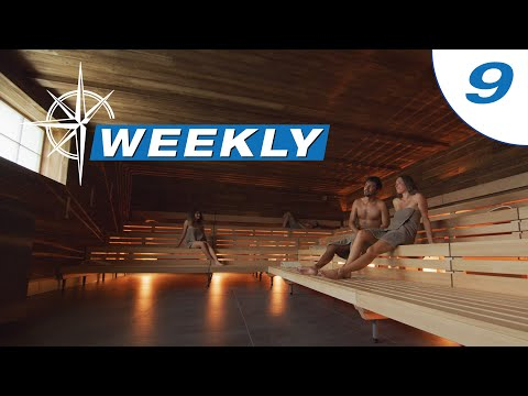 Hyggedal & Svalgurok - Rulantica Weekly (Folge 9)