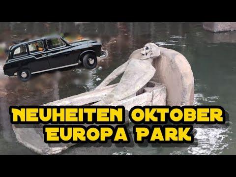 Neuheiten für den Oktober im EUROPA PARK und Spekulationen zur Zukunft