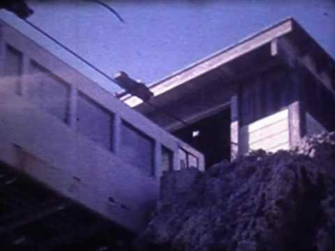 Sutro Baths Cliff House Sky Tram ride 1960
