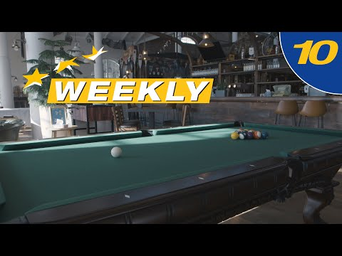 Bubba Svens SportsBar & Chefs Table - Europa-Park Weekly (Folge 10)