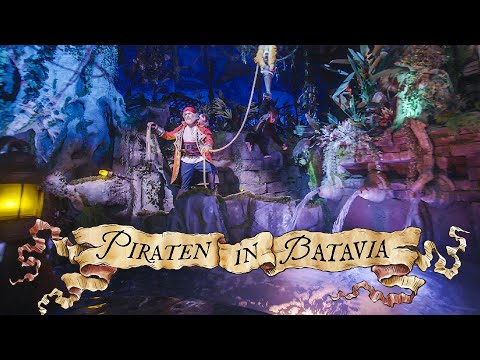 Tot ziens in Europa-Park: Piraten in Batavia