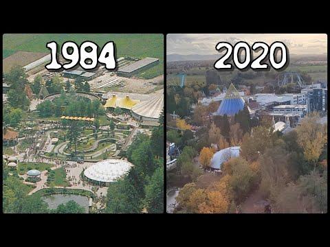 EUROPA PARK damals & heute: Wir besuchen die Aufnahmeorte historischer Bilder nach über 30 Jahren