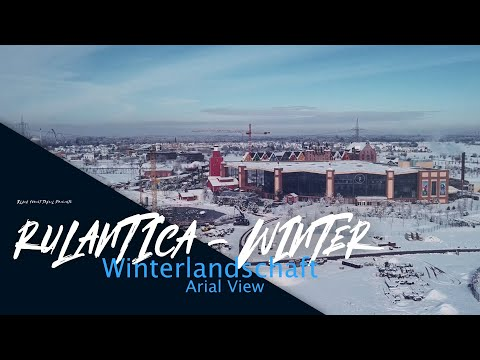Rulantica | Europapark Rust in Corona Zeit | Update Neuheit 2021 | Winter