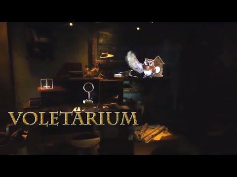 Europa Park - Voletarium - الطيران في اوروبا بارك متعة من الخيال و لحظات لا تنسى