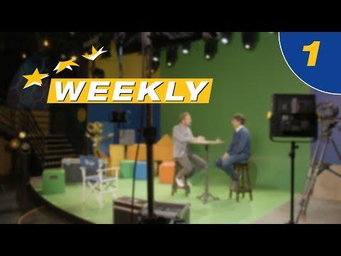 Europa-Park Weekly - Folge 1
