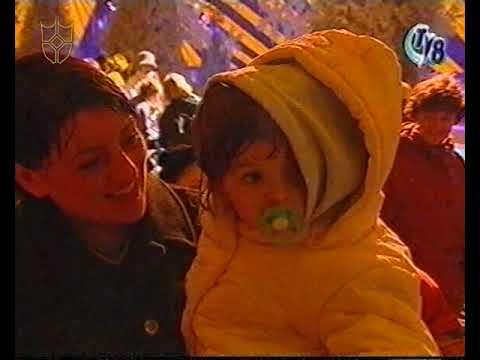 Uit het archief: Reportage Eerste Winter Efteling 1999