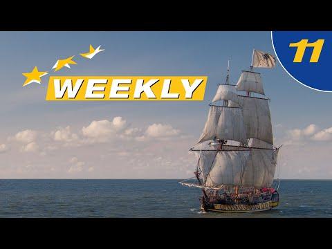 Piraten in Batavia - Europa-Park Weekly (Folge 11)