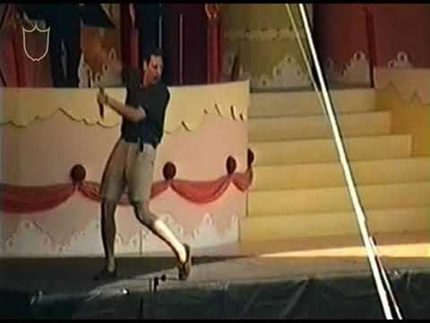 Uit het archief: Samson en Gert in de Efteling - 1997