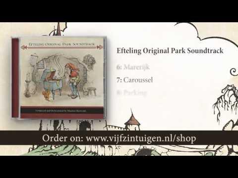 Efteling Original Park Soundtrack 2017 CD