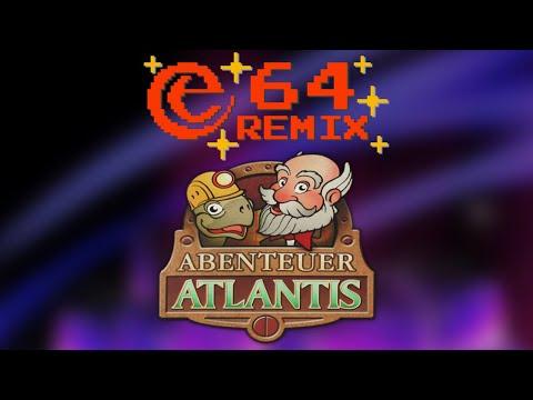 Abenteuer Atlantis - Europa-Park 8 Bit Remix