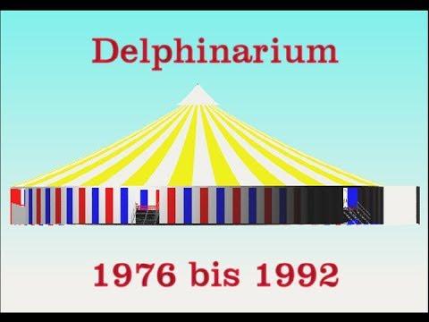 Delphinarium 1976 bis 1992