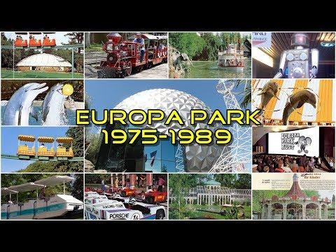 Chronologie der Attraktionen des EUROPA PARKs (Teil I): Alle Attraktionen von 1975 bis 1989