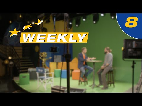 Europa-Park Weekly - Spanische Arena (Folge 8)
