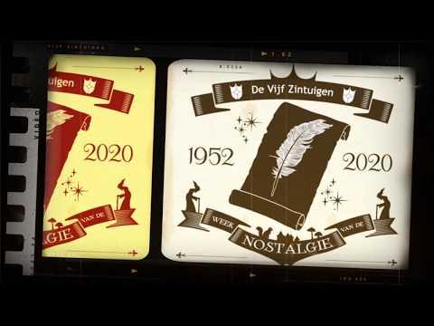De Week van de Nostalgie 2020!