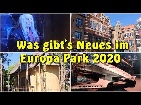 Was gibt es Neues im EUROPA PARK 2020? | Start der Sommersaison