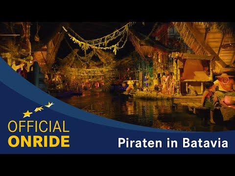 Piraten in Batavia - Official First Onride (POV)
