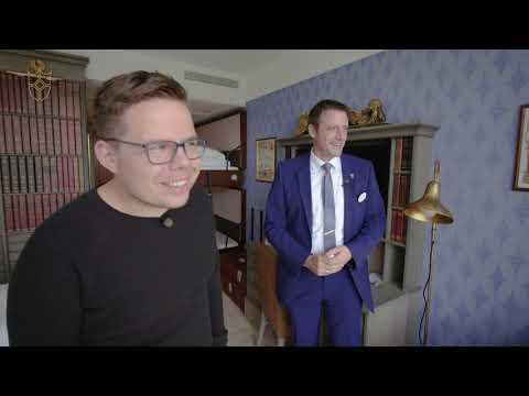 Tot ziens in Europa-Park: Kijkje in het nieuwe hotel: Krønasår
