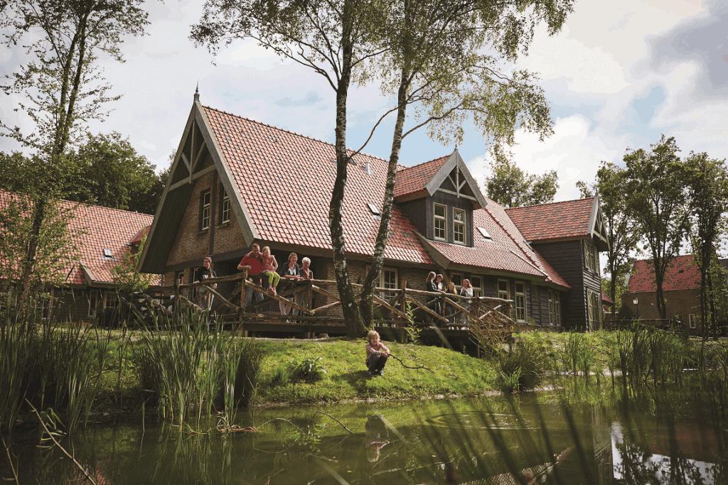 Vakantiepark Efteling Bosrijk breidt uit met 144 bedden