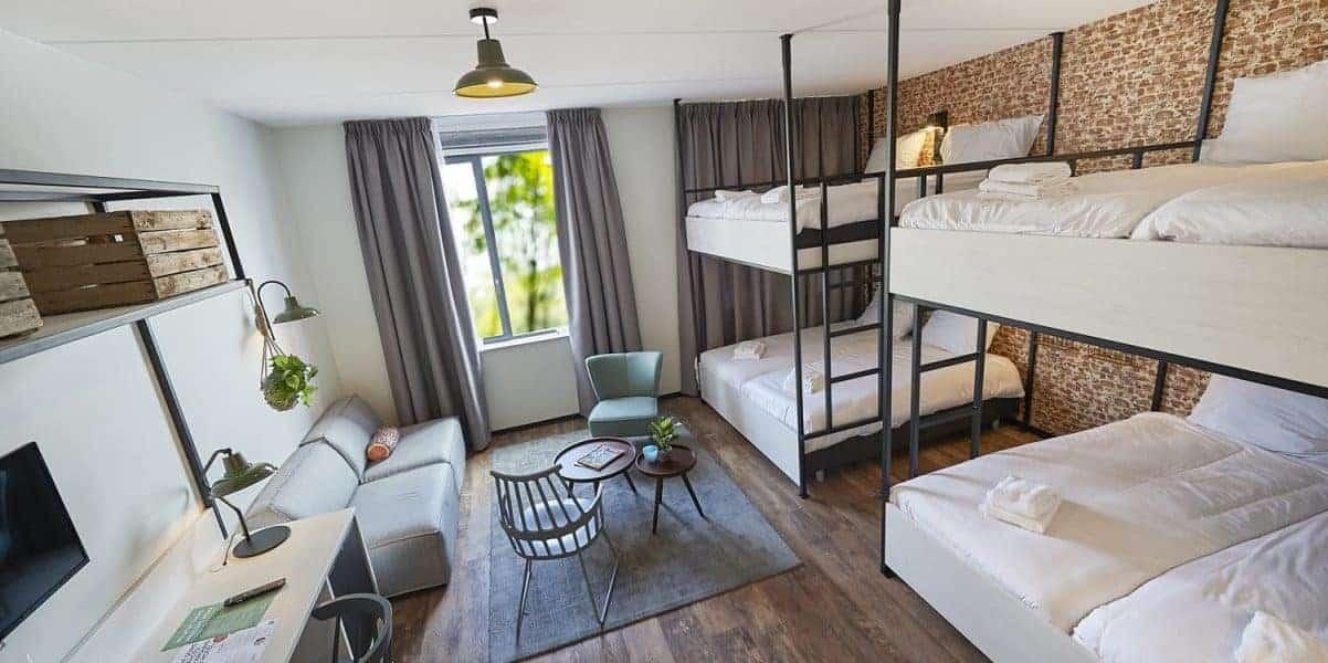 10% korting: GuestHouse Hotel Kaatsheuvel