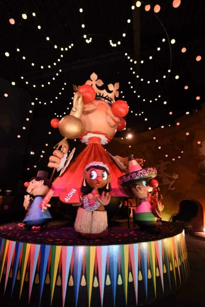 Efteling-attractie Carnaval Festival is weer open