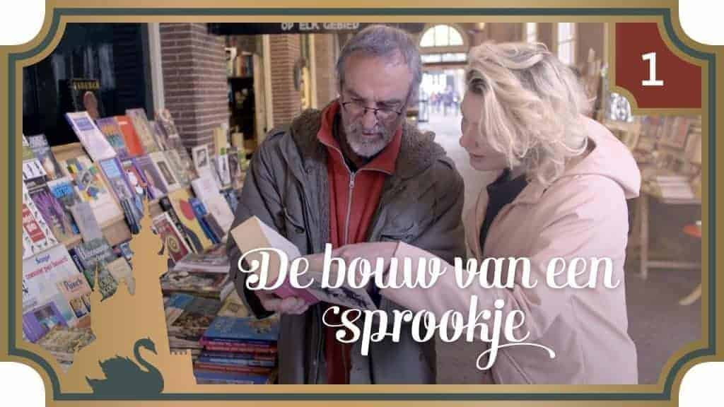 Making-of Efteling-sprookje De Zes Zwanen
