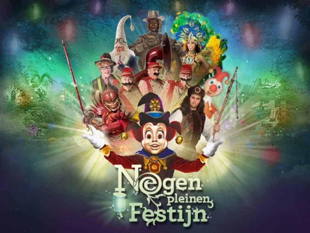 Het derde Negen Pleinen Festijn van 2019